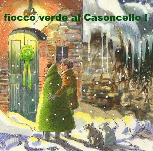 27 dicembre 2011: nasce la FONDAZIONE GIARDINI DEL CASONCELLO!