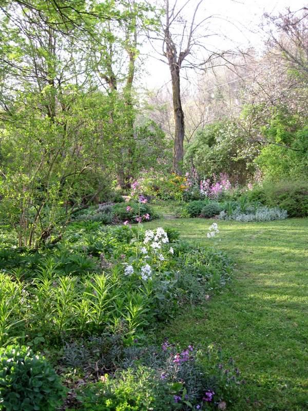 Giardino dell'aia